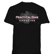 Practical Edge Shooting Men's T-Shirt