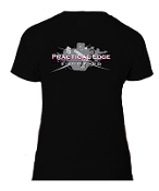 Practical Edge Shooting Women's T-Shirt