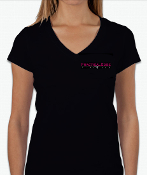 Practical Edge Shooting Women's V-Neck T-Shirt